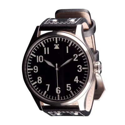 PILOT 50 mm Limited edition with Swiss movement