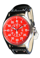 PILOT 50 mm Typ B Limited edition Automatic RED