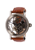 THE B-UHR Luftwaffe SKELETON tourbillon